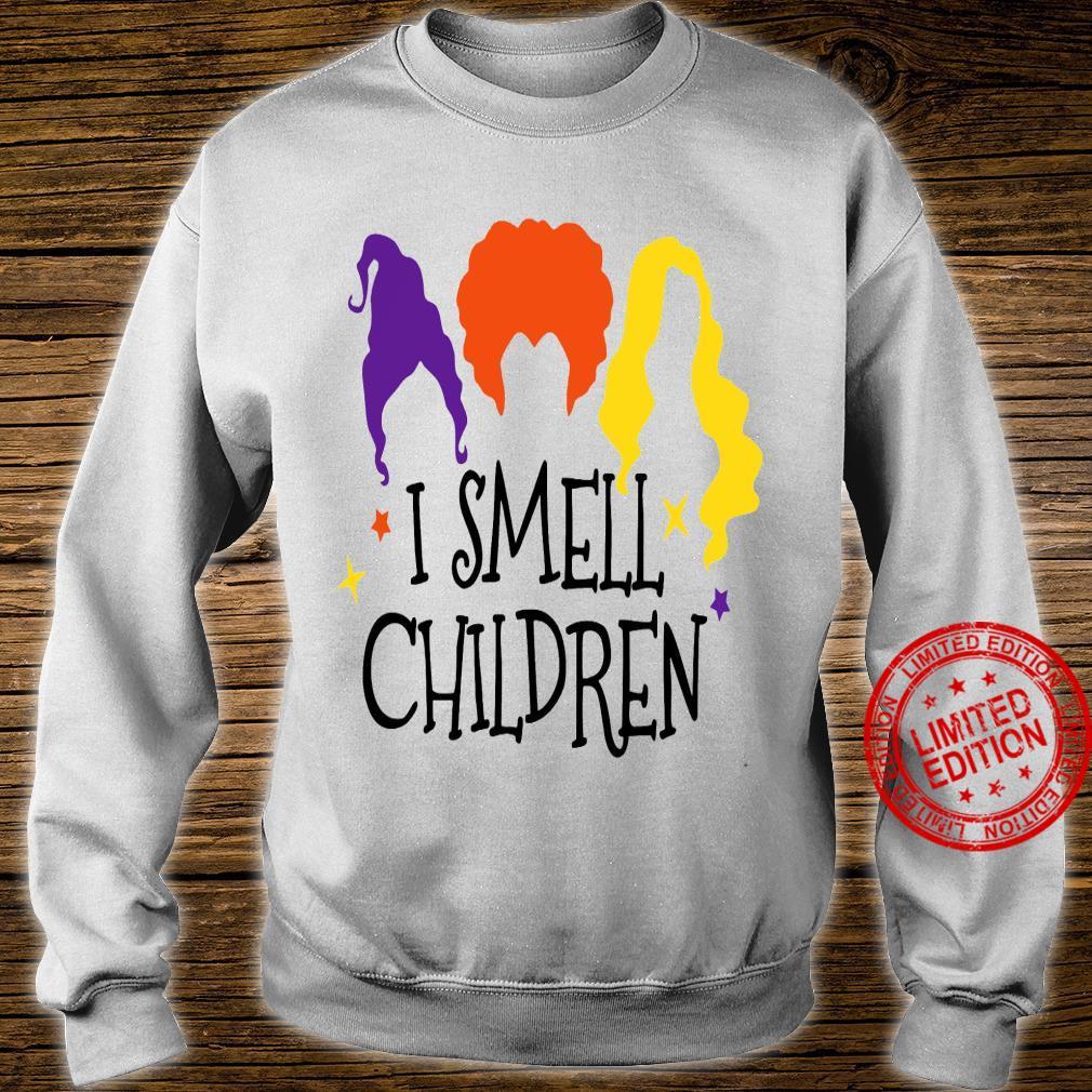 I Smell Chilren Shirt sweater