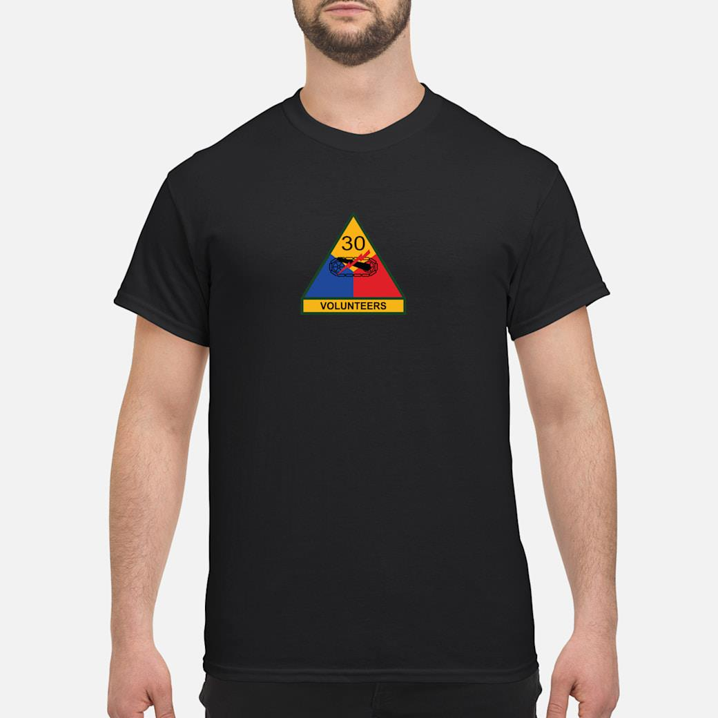 30th Armored Division Shirt