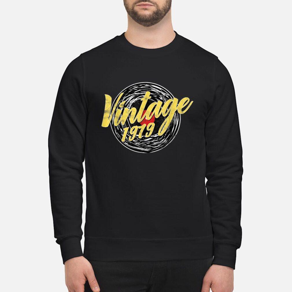 40 GEBURTSTAG DREIßIG RETRO VINTAGE LOOK 1979 Shirt sweater