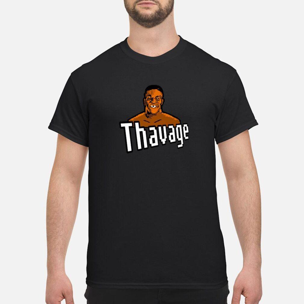 8bit Thavage Casual Wear, Thupreme Boxing Lisp Shirt
