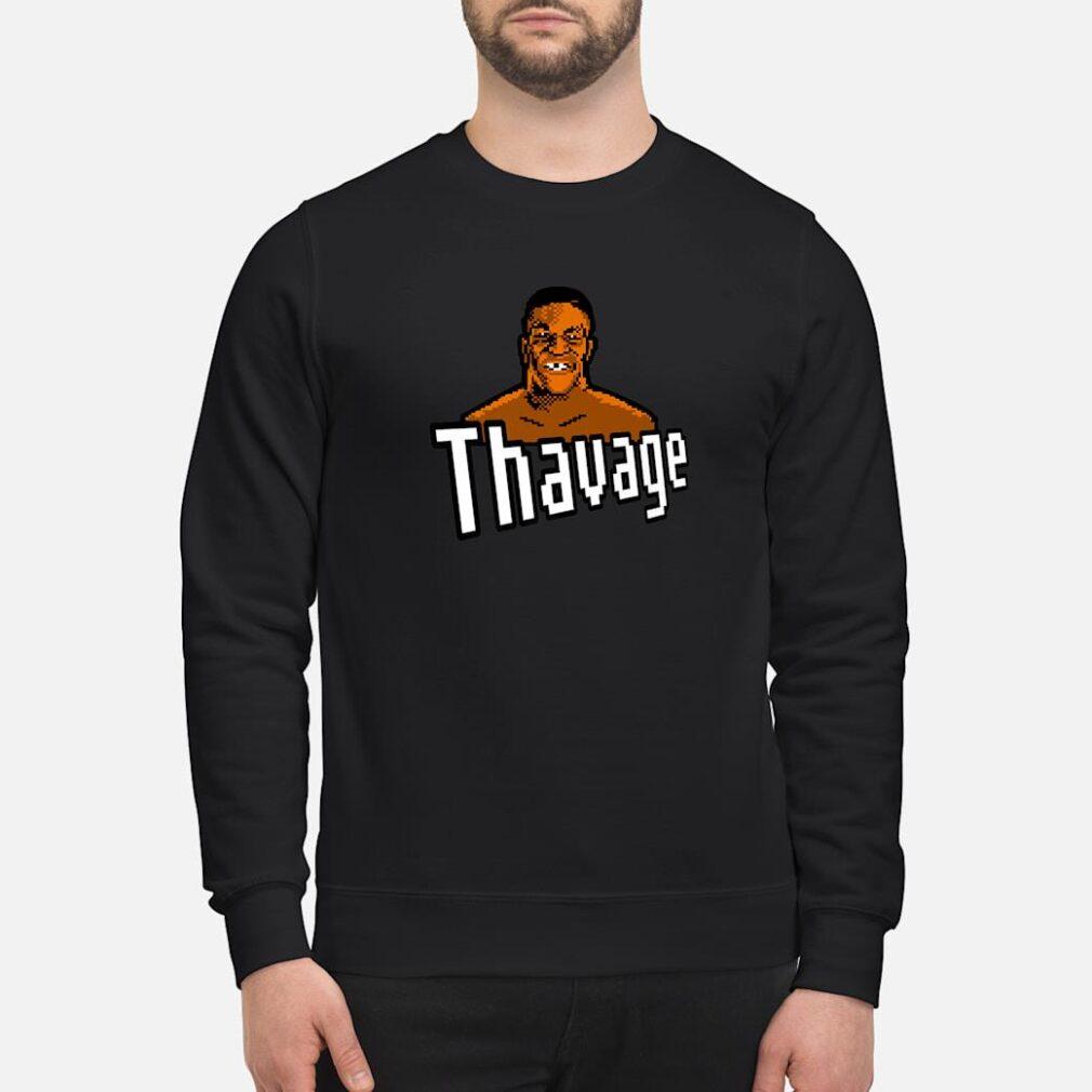 8bit Thavage Casual Wear, Thupreme Boxing Lisp Shirt sweater