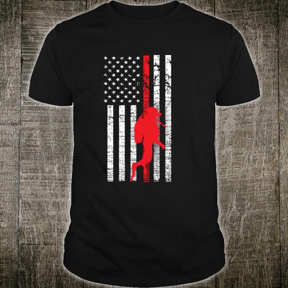 Bane Fox. American Scuba Divers Matter Shirt