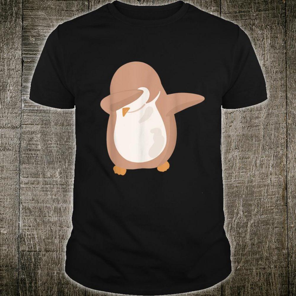 Dabbing Penguin Dab Penguin Love Penguin Shirt