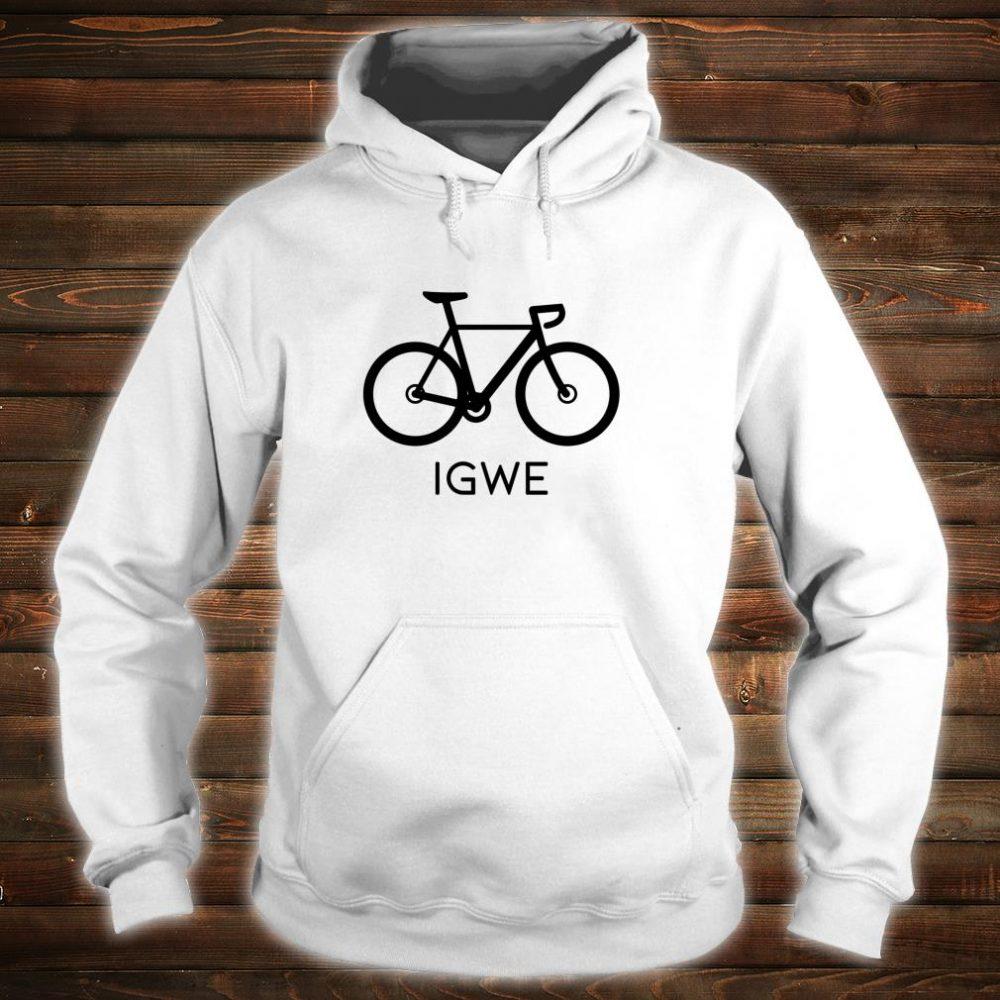 Igwe Bicycle Shirt hoodie