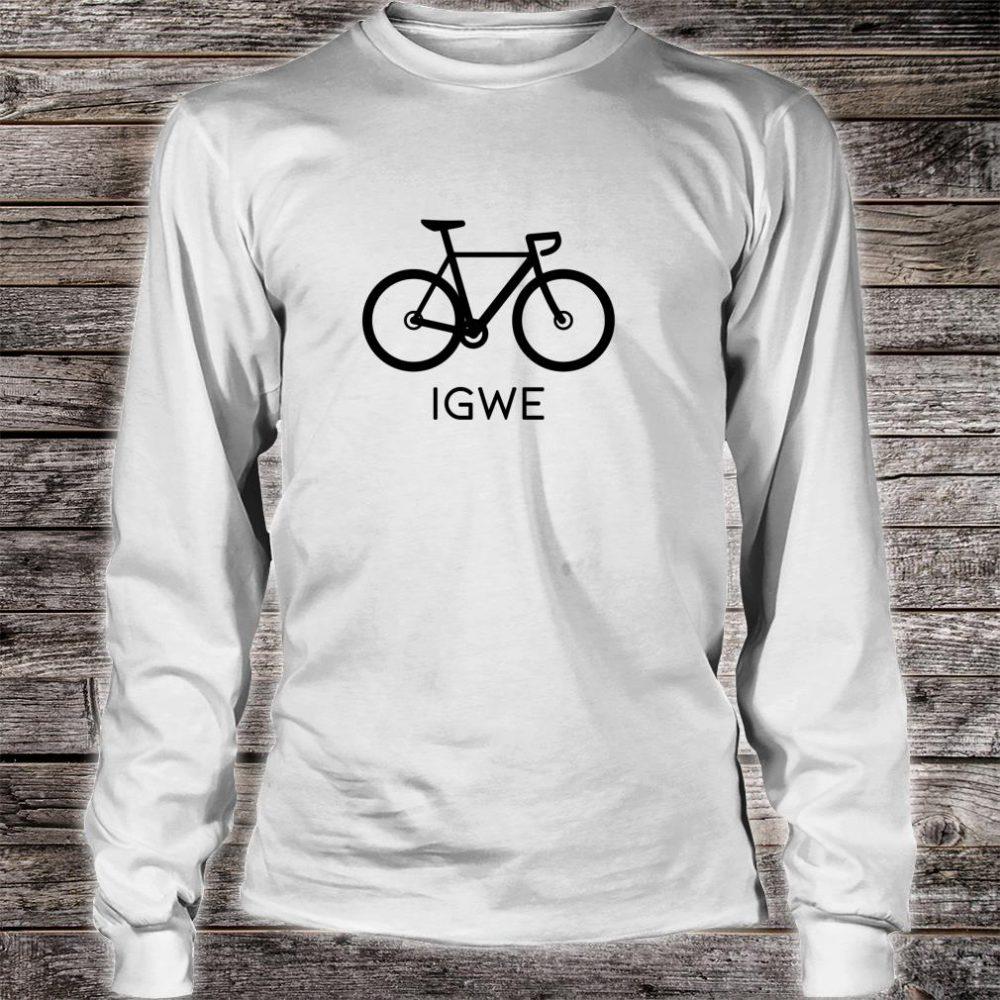 Igwe Bicycle Shirt long sleeved