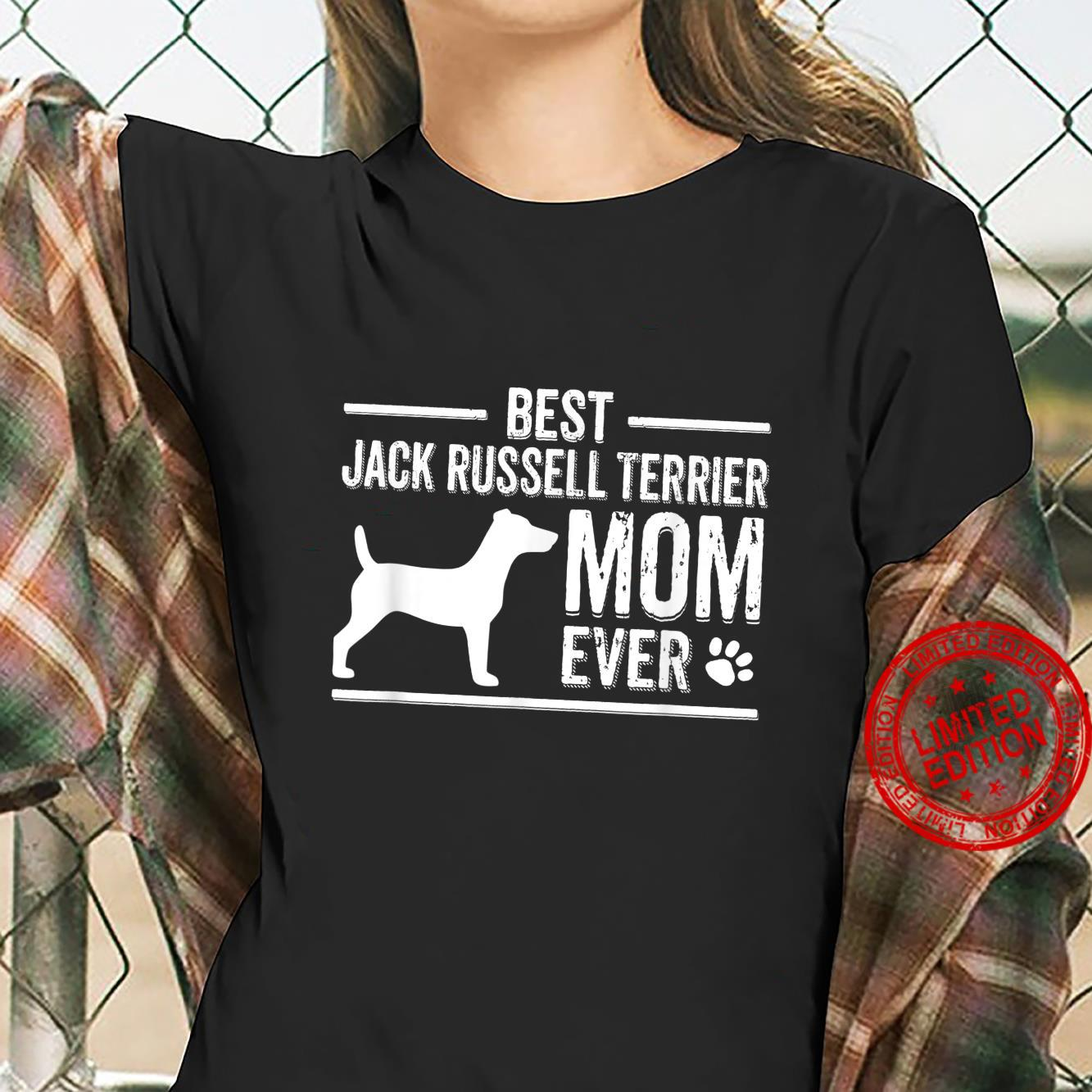 Jack Russell Terrier Shirt ladies tee