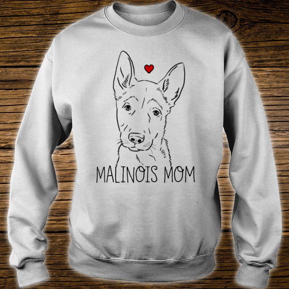 Malinois Mom Shirt sweater