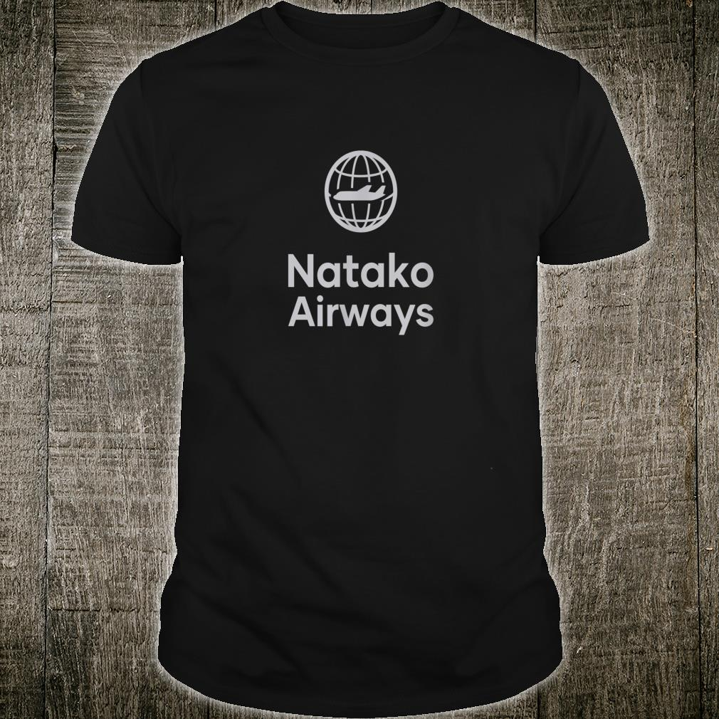 Natako Airways Vintage Logo Shirt