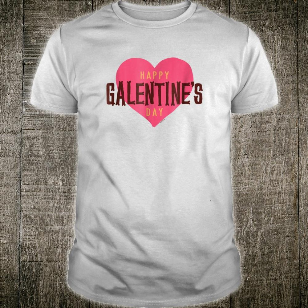 Parks and Recreation Leslie Knope Galentine's Day Shirt