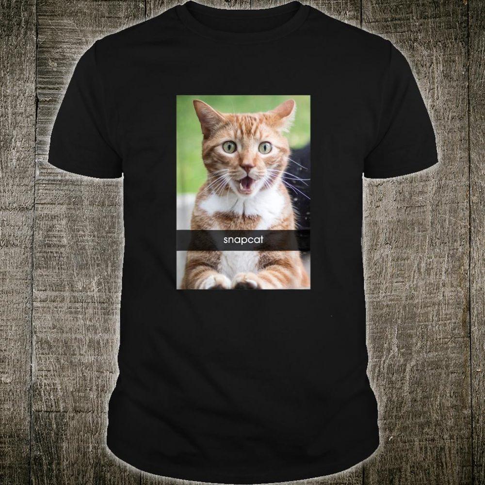 Snapcat Shirt