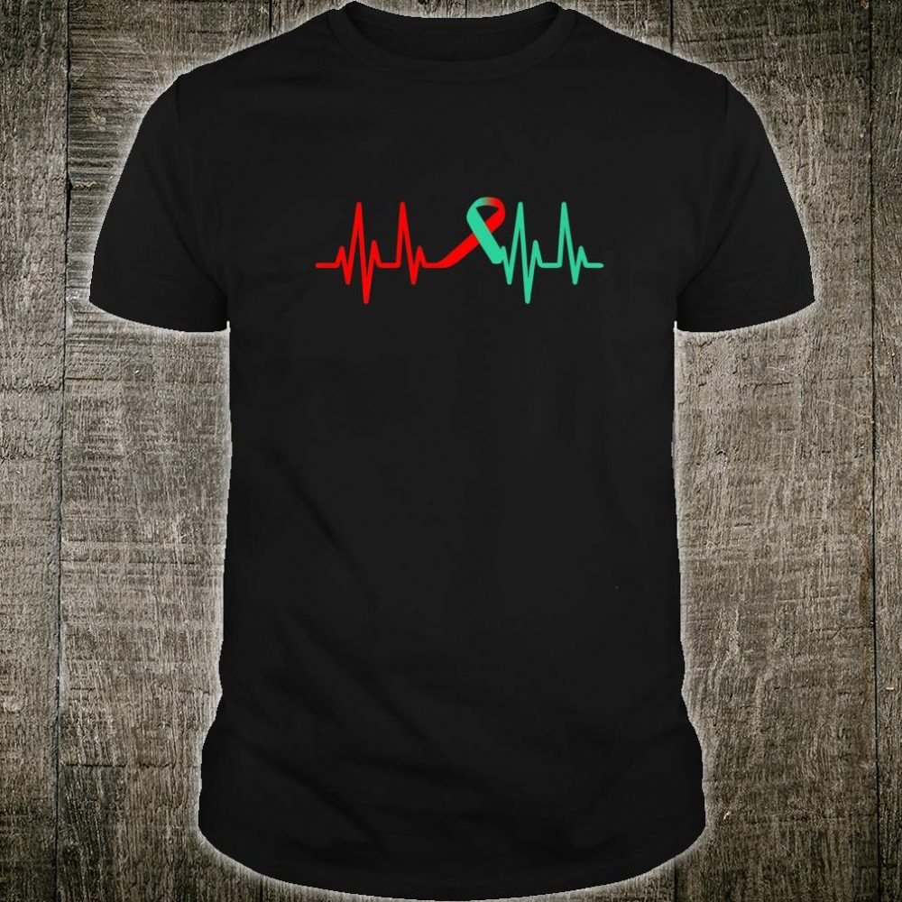 Transplant Recipient Heartbeat Saved By An Organ Donor Shirt