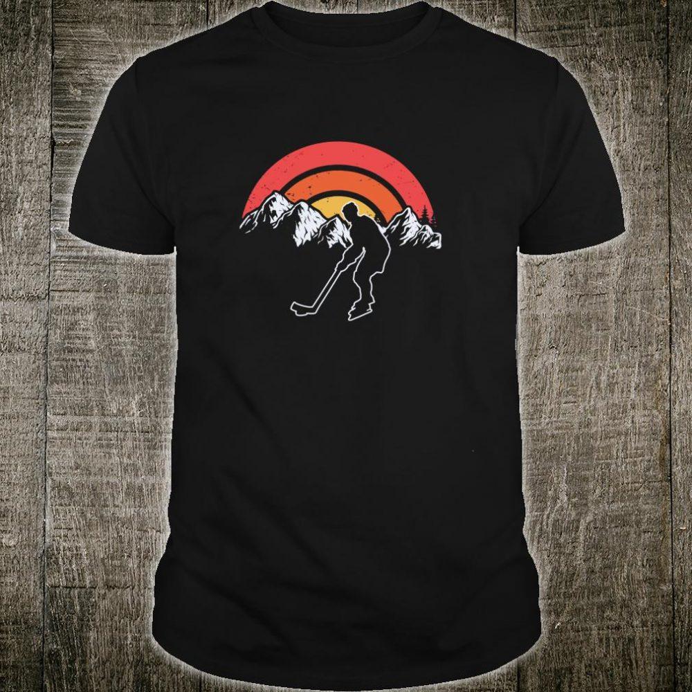 Vintage Mountain Hockey Shirt