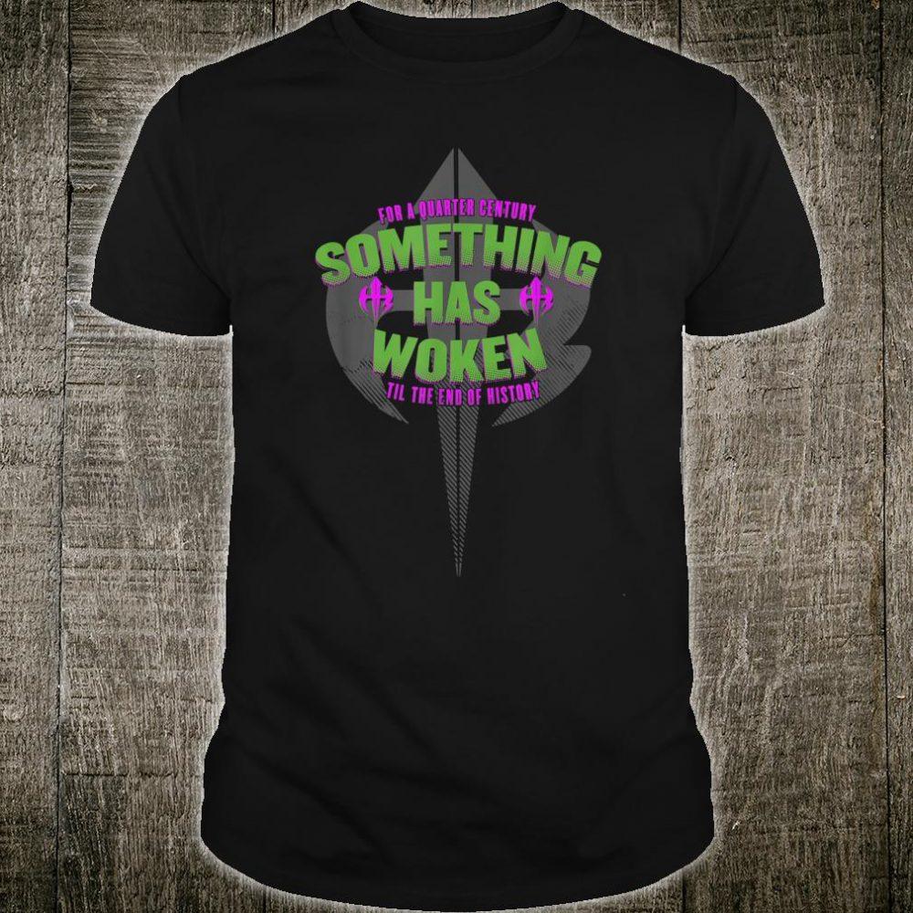 WWE Hardy Boyz Something Has Woken Shirt
