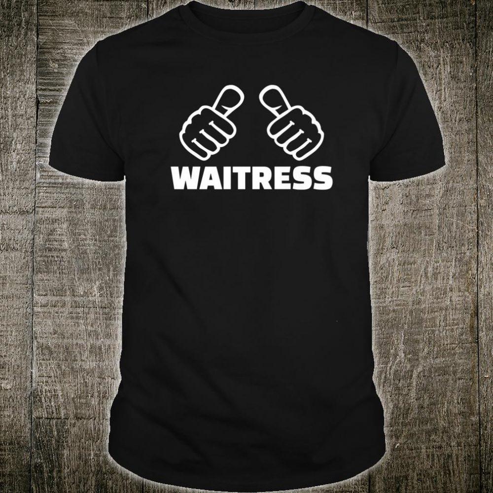 Waitress Shirt
