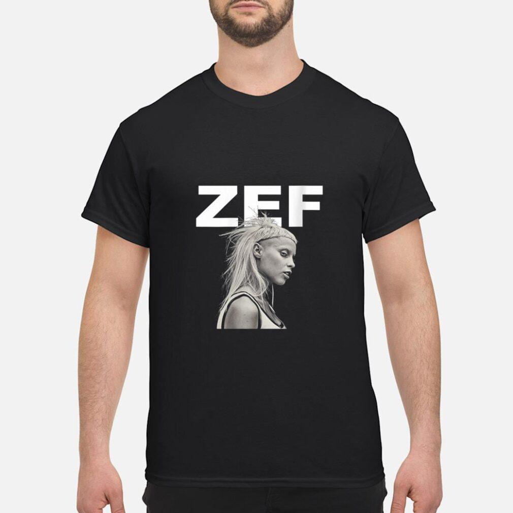 Zef Lifestyle Die Cool No Regrets Shirt
